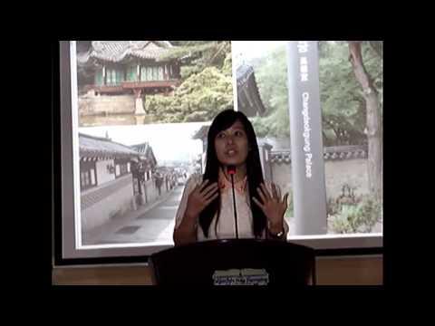 Korean Speech Contest 2013, 1st Prize, Open Section, Language Centre Universiti Brunei Darussalam