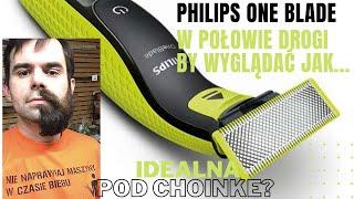 OneBlade Philips golę czteromiesięczną brodę - zapis transmisji live.