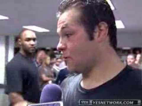 Joba Chamberlain Interview 9/26/07 Video