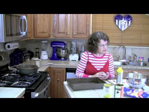 Grandma's Goulash – Diet Recipes; Healthy Home Cooking, Low- Calorie Lifestyle #