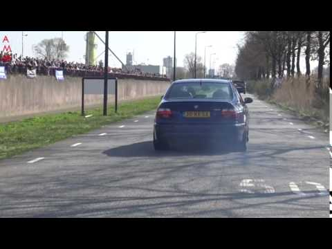 M5 E39 Cars and coffee twente
