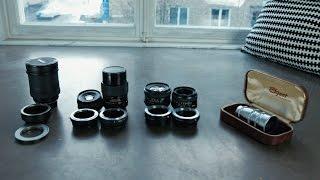 Review - Cheap Vintage Lenses