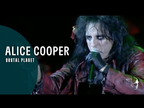 Alice Cooper - Brutal Planet  (brutally Live) video