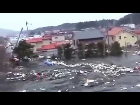 Massive Earthquake   Tsunami Caught On Camera   Tsunami In Japan 2011 Full Videos   Tsunami 2004 #3