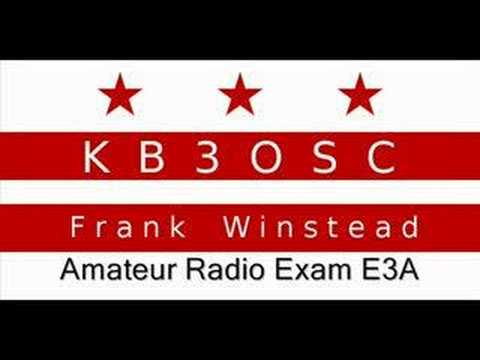 Amateur Radio Extra Exam Prep E3A