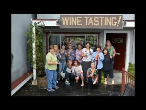 Glass Painting with Tracy Weinzapfel at Pamo Valley Winery
