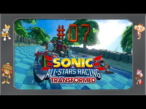 Sonic All Star Racing Transformed - #07