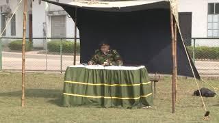 Bangladesh Army Physical Training Flim