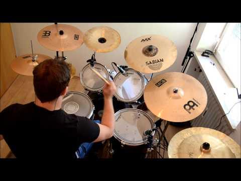 Asking Alexandria - Alerion - Drum Cover