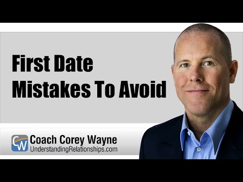 Early dating mistakes