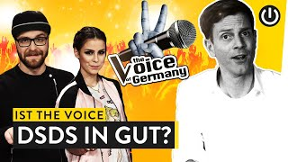 "Was ""The Voice of Germany"" radikal anders macht 