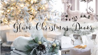 GLAM CHRISTMAS DECOR 2018 || KATIE SANTANA