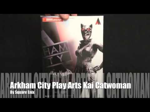 Review: Play Arts Kai Catwoman