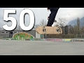 50 INSANE FLATGROUND TRICKS
