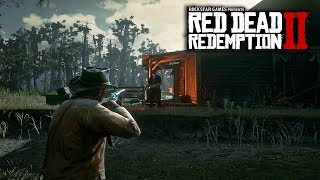 Red Dead Redemption 2 - Mexico Teases?! Next Gameplay, Stealth, Romance, Story Info & More!