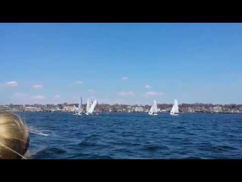 NK Sailing vs Cape Cod Academy Race 1 - 05/28/2014