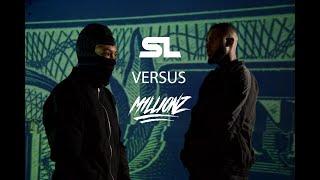 Cover Lagu - SL x M1llionz - Versus