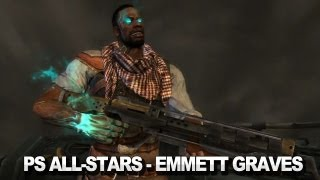 Emmett Graves - PlayStation All-Stars Battle Royale Trailer