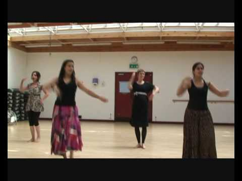 Bollywood Dance - Ringa Ringa - Slumdog Millionaire - Http:  bollywooddance.org.uk video