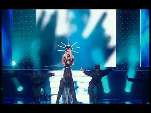 Светлана Лобода - Я тебя не помню (Live @ Viva! 2009)