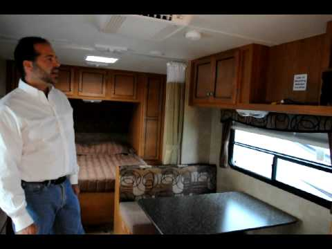 2012 Holiday Rambler Aluma-Lite 258SS Travel Trailer