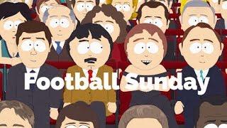 Football Sunday-South Park (Lyrics)