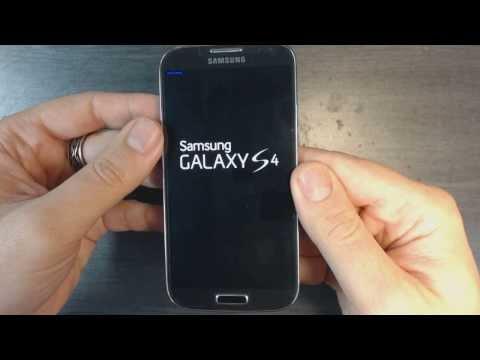 Samsung Galaxy S4 M919 hard reset