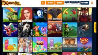 Queen Bee Bingo | New Online Bingo Sites | £70 Free Bingo | 10 Free Spins