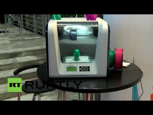 Germany: 'The world's most affordable 3D-printer' unveiled at CeBIT