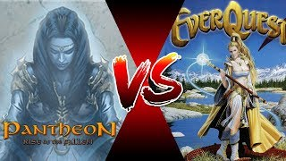 Is Pantheon REALLY the Spiritual Successor to EverQuest?