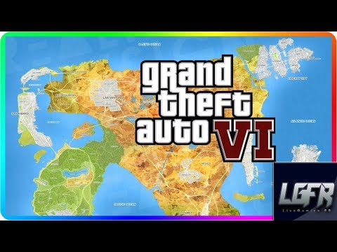 LA MAP ET L'HISTOIRE DE GTA 6