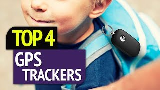 TOP 4: Best GPS Trackers 2019