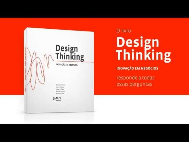 Livro Design Thinking - Inovação em Negócios - MJV Inovação