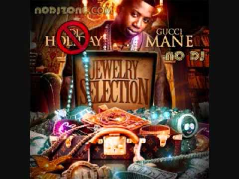 Gucci Mane - Jewelry Selection - Making Love To The Money No Dj video