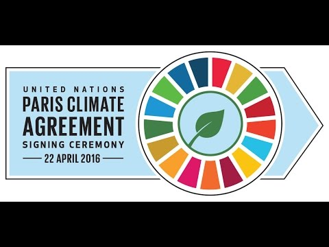 (Spanish) Turn Aspiration Into Action - Countries Sign Paris Climate Agreement