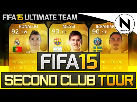 THE RICHEST CLUB IN FIFA!! - FIFA 15 Ultimate Team