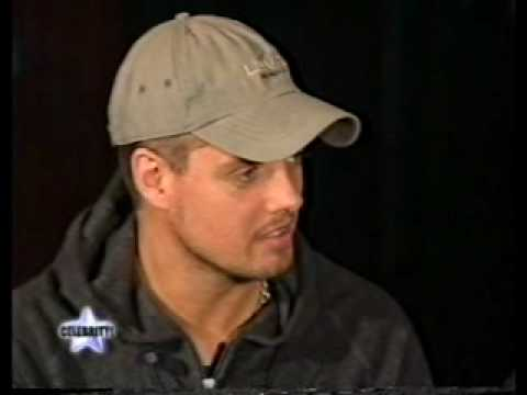 Boyzone - Celebrity - Keith Duffy and Shane Lynch interview