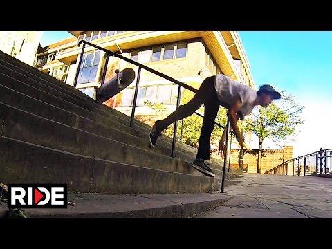 OUCH!! Skateboarding Slam - Callum Young