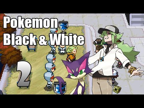 Pokémon Black & White - Episode 2