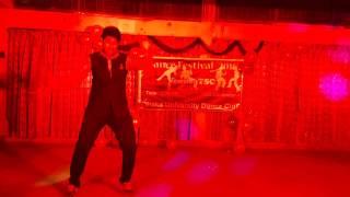 Emotional Saiyaan On stage
