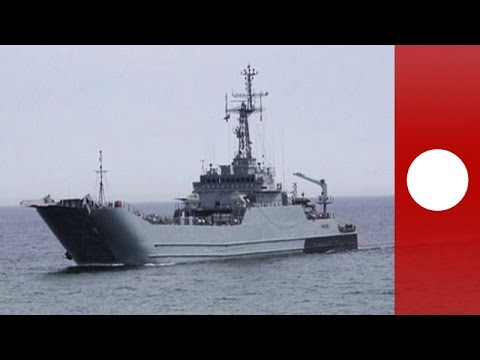 Over 5,000 military troops carry out NATO maritime exercise off Sweden coast
