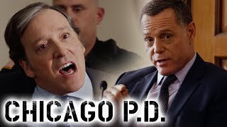 Vioght In Court Against The Doctor That Killed His Wife | Chicago P.D.