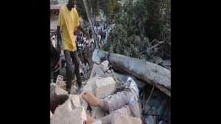 Earthquake In Haiti Hd Video