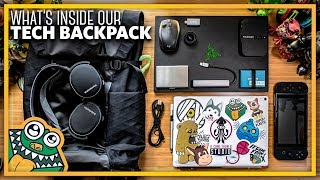 What's in my Tech Backpack - Boundary Errant - PACKED - List and Overview