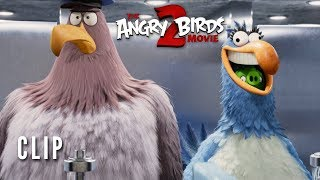 The Angry Birds Movie 2 Clip - Key Card