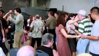 New Orleans Swing Dancing at the National WWII Museum