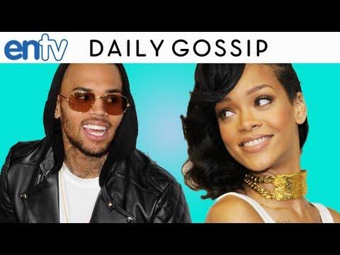 Rihanna And Chris Brown Party on Carpe Diem World Tour! ENTV