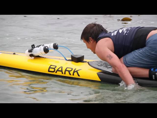 Surftech's Jay Moriarity Memorial Paddleboard Race