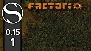 New Beginnings | Factorio 0.15 Part 1