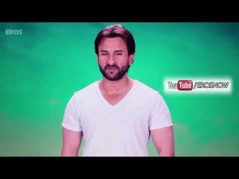 Saif Ali Khan's Message To His Fans! | Happy Ending | Saif Ali Khan & Ileana D'Cruz